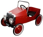 Click here to view all Jalopy Pedal Cars