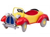 Click here to view all Noddy Pedal Cars