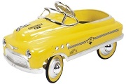 Click here to view all Comet Cab Pedal Cars