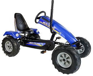 Dino Track New Holland BF1 Go Kart