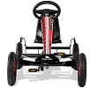 Dino Speedy Racer BF1 Go Kart Front View