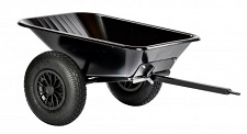 Tilting Dumper Black - Click on image for details and to enlarge